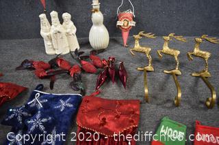 Mixed Christmas Lot