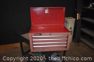 Empty Tool Box