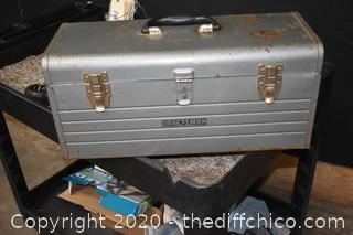 Empty Craftsman Tool Box