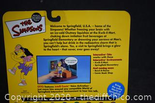NIB The Simpsons Otto