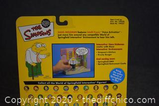 NIB The Simpsons Hans Moleman