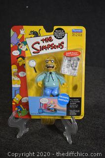 NIB The Simpsons Grampa Simpson