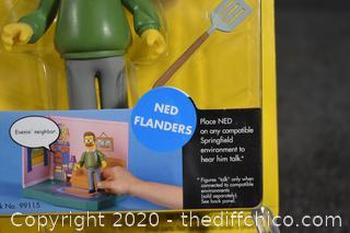 NIB The Simpsons Ned Flanders