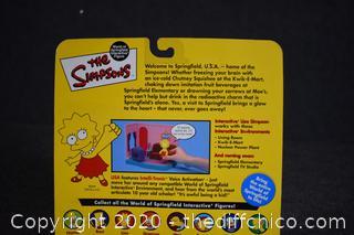 NIB The Simpsons Lisa Simpson