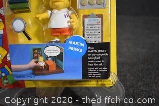 NIB The Simpsons Martin Prince