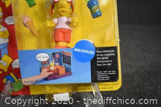 NIB The Simpsons Milhouse