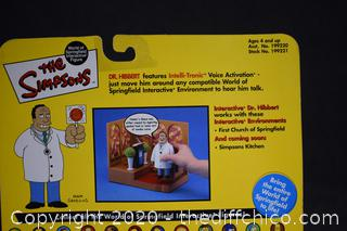 NIB The Simpsons Dr. Hibbert