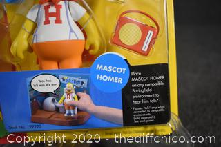 NIB The Simpsons Mascot Homer
