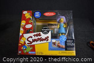 NIB The Simpsons Interactive Springfield DMV