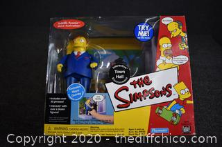 NIB The Simpsons Interactive Town Hall
