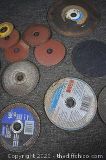 Cutting and Grinding Wheels