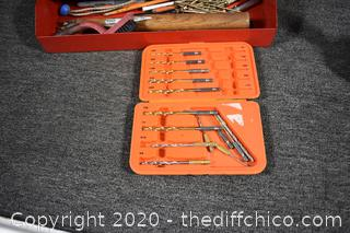 Mixed Lot of Tools