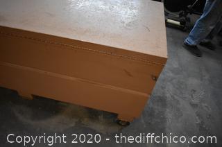 Rolling Knaack Work Box - no locks