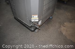 Working York Air Conditioner