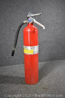 24in tall Fire Extinguisher