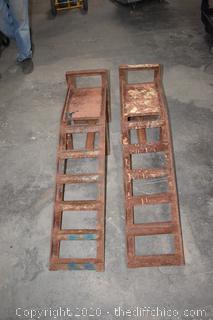 Pair of Ramps