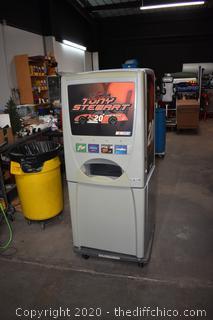 Nascar Skybox Working Soda Dispenser