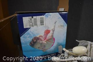 Untested Polaris 280 Pool Cleaner