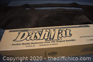 DashMat - see pictures for models