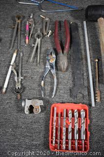 Lot of Tools and More