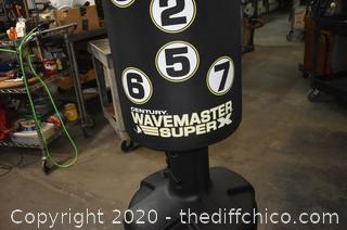 Century WaveMaster Super X Punch Bag-like new
