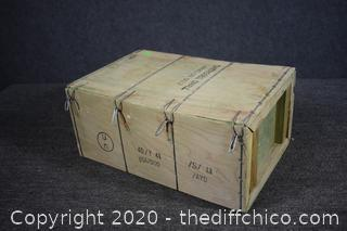 Box of Ammo Boxes