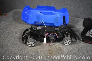 Untested Radio Control Car