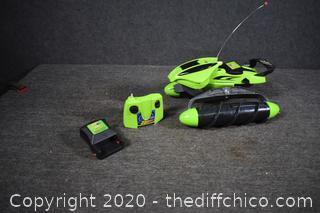 Untested Radio Control Toy