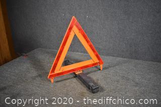 Foling Safety Triangle