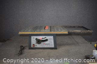 Working All Trade Table Saw