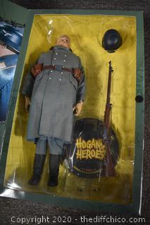 Hogan's Heroes Sgt Schultz Figure