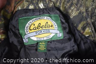 Cabela's Cameo Coverall size SP Regular