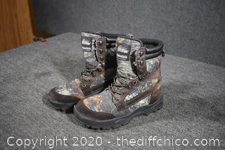 Itasca Cameo Boots size 8 1/2