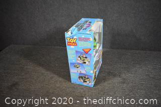 NIB Buzz Lightyear Talking Action Figure