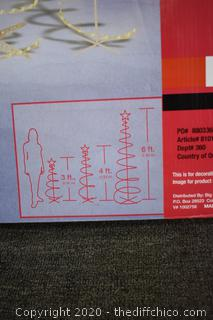 3 Piece Spiral Tree Set-powers up