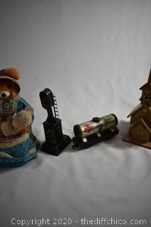 Vintage Toys-need repair