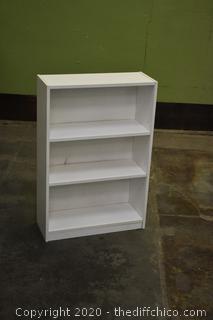 Book Shelf w/adjustable shelves