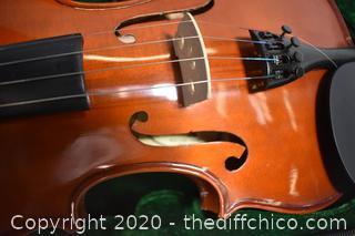 Violin w/Case
