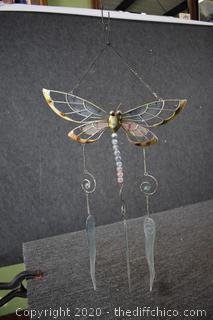 Butterfly Yard Art