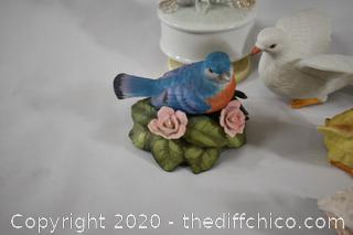 Vintage Bird Collection