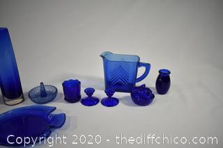 Cobalt Blue Lot