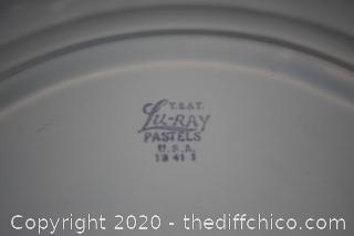 LuRay Platter