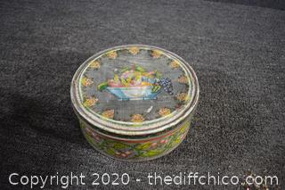 Canister of Buttons