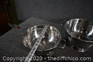 Lot of Strainers