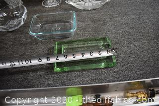11 Pieces of Crystal and More