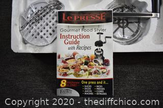 NIB LePresse Kitchen Tool