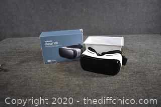 Samsung Working Gear VR in Box