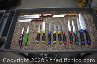 Faberware Kitchen Knives and More