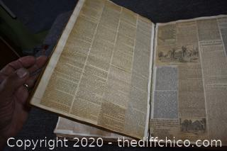 Vintage Scrap Book