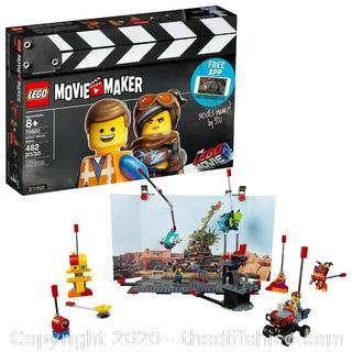 NEW The LEGO Movie 2 Movie Maker 70820 Toy 482 Pcs